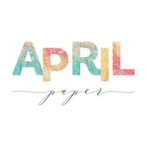 April Paper