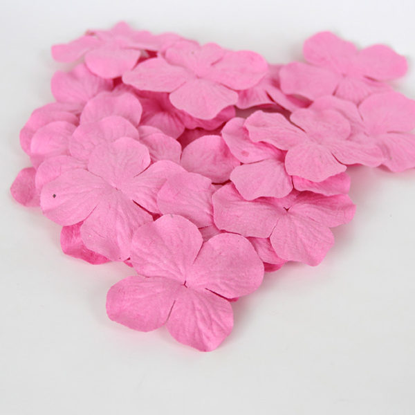 Гортензии Розовые средние большие