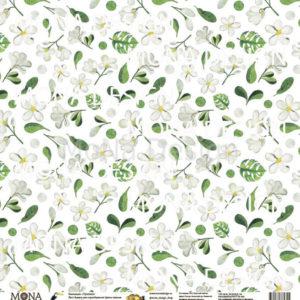Лист бумаги Тропики 6