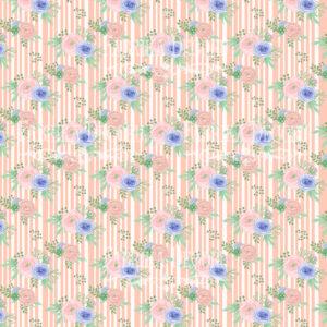 Лист скрапбумаги Цветочное настроение,Фабрика Декору 8