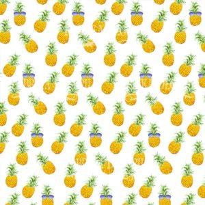 Лист скрапбумаги Tropical paradise, 20 Х 20 см, Фабрика Декору 1