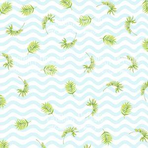 Лист скрапбумаги Tropical paradise, 20 Х 20 см, Фабрика Декору 6