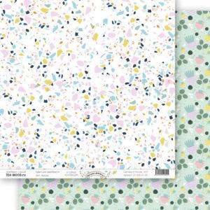 Лист бумаги Весело шагать 30,5 на 30,5 см 5