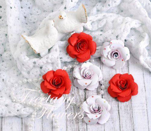 Набор цветов Freetany Flowers – 59 Кармен