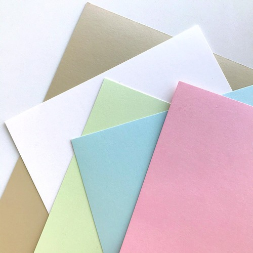 Кардсток, дизайнерская бумага